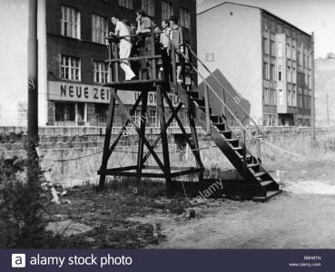 Viewing platform West Berlin